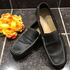 🛍Covington Leather Upper Flats